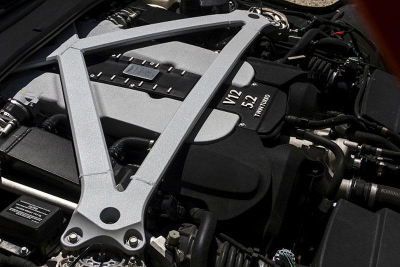 2017 aston martin db11 engine - cars fellow