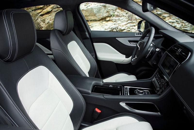 2017 Jaguar F Pace Interior Design Cars Fellow