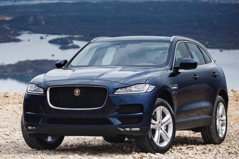 2017 jaguar f pace gallery. Black Bedroom Furniture Sets. Home Design Ideas