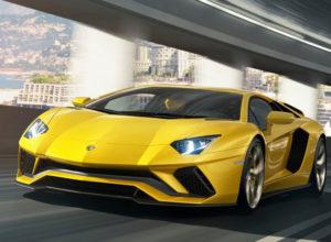 2017 Lamborghini Aventador S unveiled Left Front Side