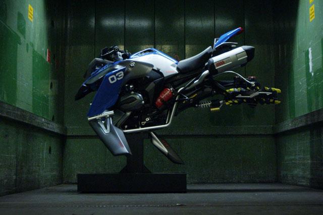 BMW Lego Technic Hover Bike