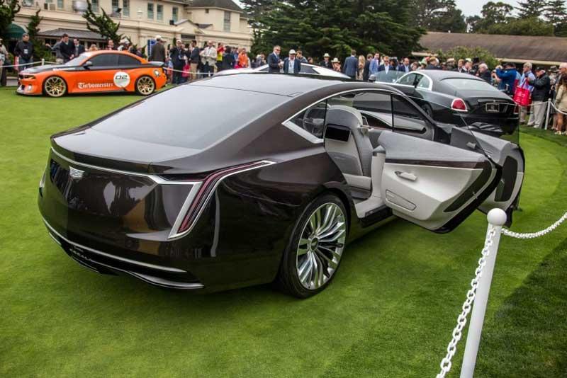 Cadillac Escala Concept Review Gallery+Video