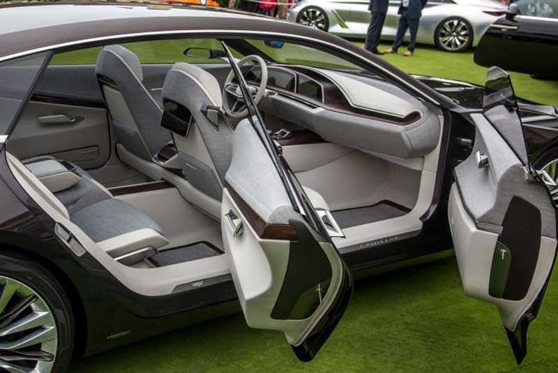 Cadillac Escala Concept Review Gallery+Video