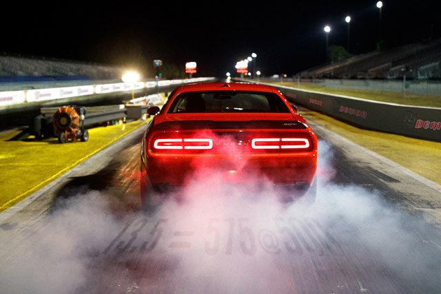 Dodge Challenger SRT Demon Final Teaser Video
