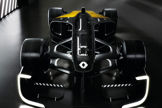 Renault Concept Ualizes F1