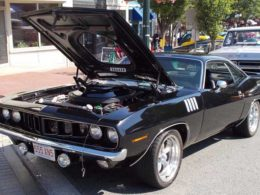 Top Classic Muscle Cars