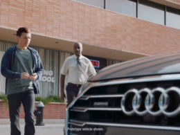 2018 Audi A8 previewed in Spider-Man: Homecoming