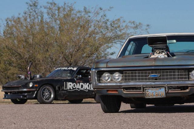 Blown Impala vs Turbo Rotsun Roadkill