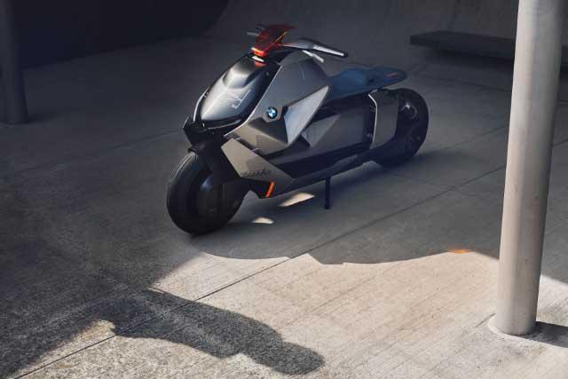 Electric BMW Concept Bike