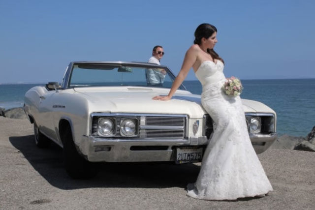Sports Car For Your Wedding