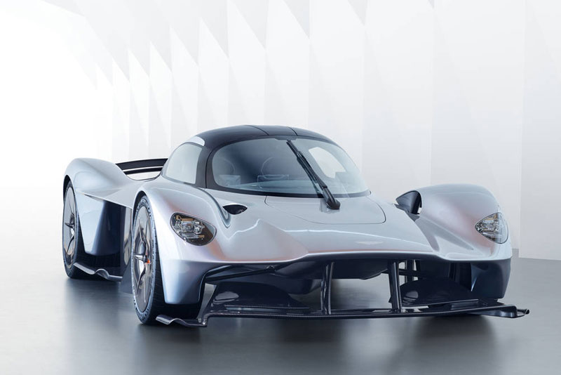 Aston Martin Valkyrie Upcoming New Hypercar