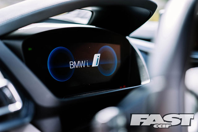 BMW I8 LED