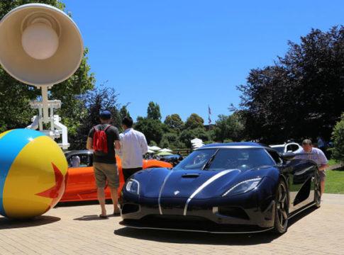 Pixar's Motorama Event