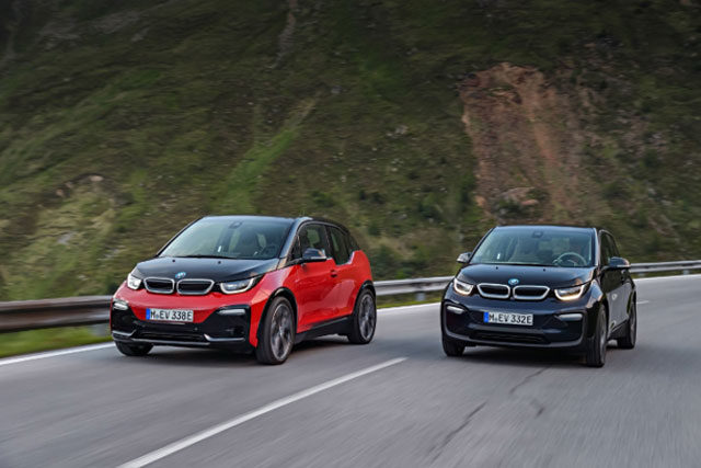 2018 BMW i3 and i3s