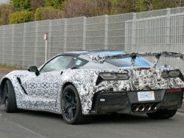 2018 Chevrolet Corvette ZR1 Sounds Evil