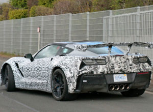 2018 Chevrolet Corvette ZR1 Sounds Evil