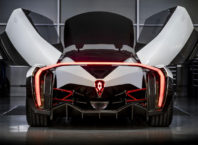 Electric Hypercar