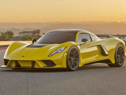 Hennessey Venom F5 Is America's Homegrown