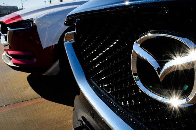 Mazda New Crossover 2021