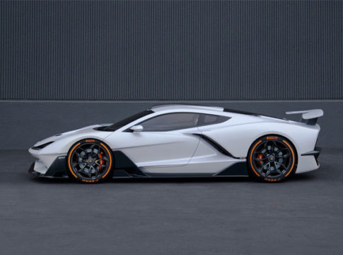 2019 Aria FXE Hybrid Hypercar Makes Debut in L.A. With 1,150 HP