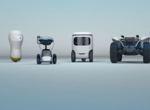 Cute Honda Robots Coming To 2018 CES