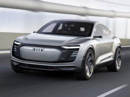 Audi E-Tron GT2022 Launch