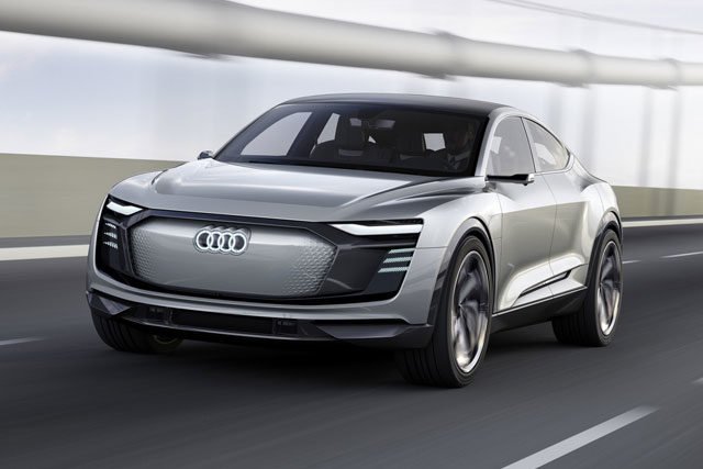 Audi E-Tron GT 2022 Launch