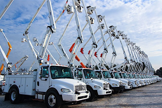 Used Bucket Trucks For Sale >> Bucket Truck For Sale Used Bucket Truck