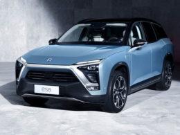 NIO ES8 Launches In China