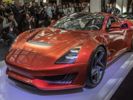 Saleen 1 Priced At 100000