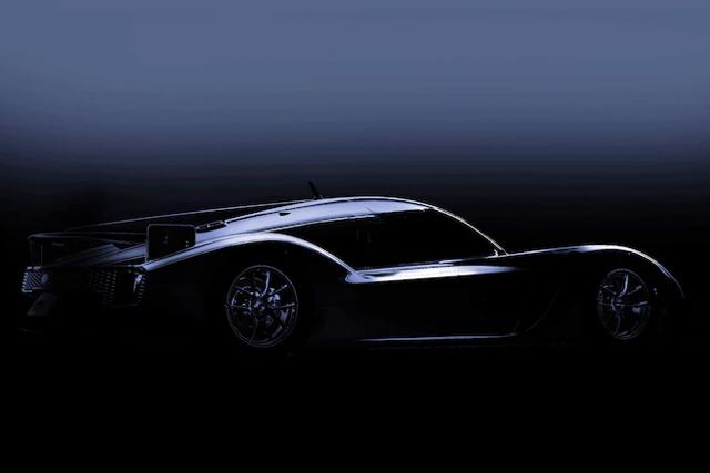 Toyota Gazoo Racing Teases the GR Super Sport Concept