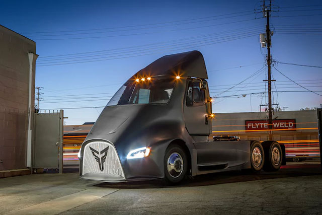 First Truck is called the ET-One