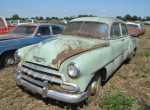 Best Tips Selling Old Cars