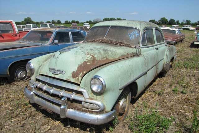Best Tips On Selling Your Old Cars - Pictures of old cars