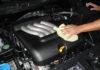 Clean Car Engine