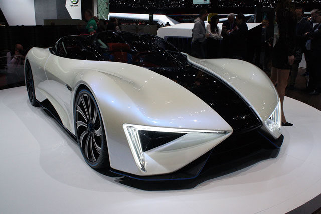 Chinese Electric Car Fastest