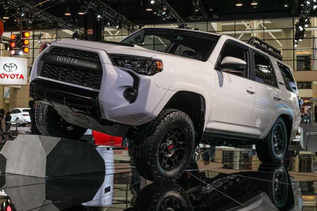 Tundra Vs F150 >> PHOTOS! Chicago Auto Show 2018