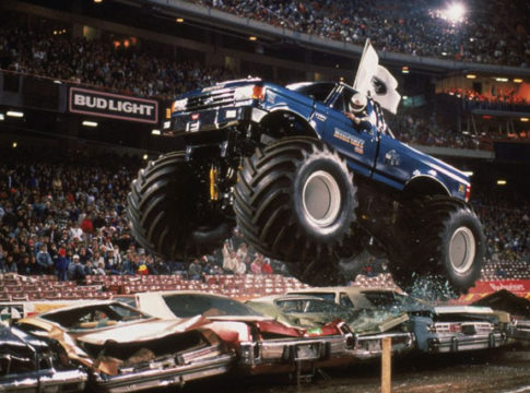 Bigfoot Monster Truck Breakdown