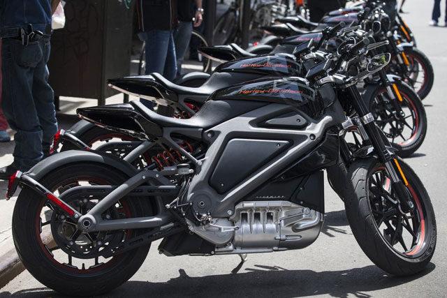Harley-Davidson Confirms