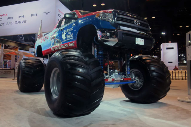 Toyota Tundra Monster Truck