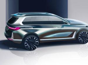 BMW X8 Decision Due 2018