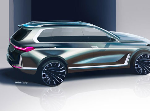 BMW X8 Decision Due 2018