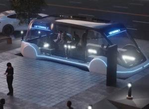 Elon Musks Boring Company Tunnel Plans