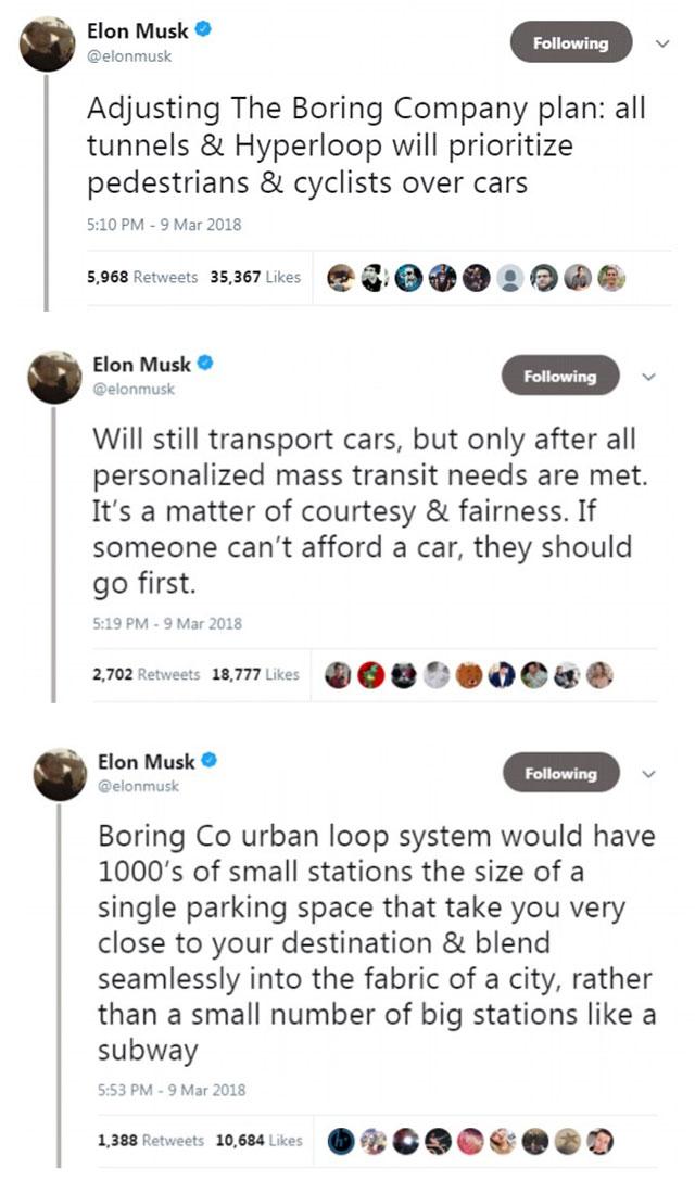 ElonMush Tweet