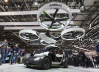 Porsche Flying Cars