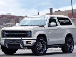 The Power of 2020 Ford Bronco