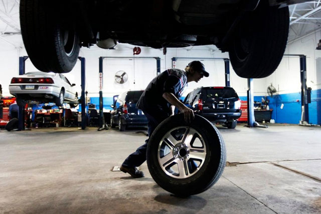 Car Tire Maintenance