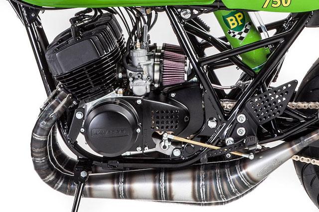 Kamikaze H2 Engine