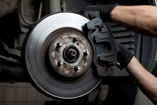 Check Brakes