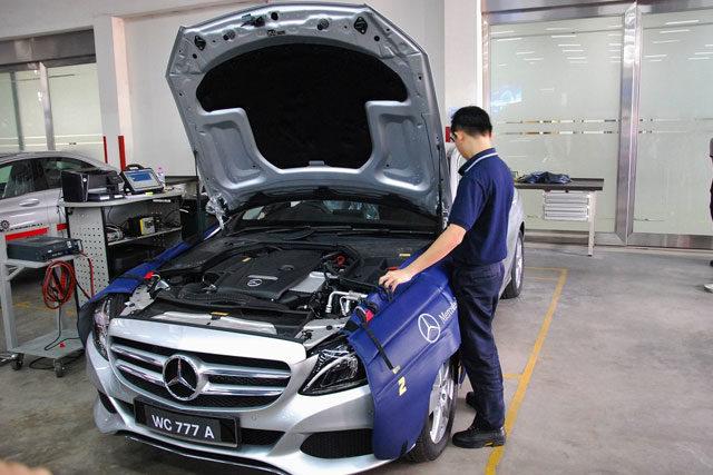 Mercedes Repair Centre